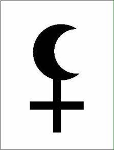 رمز كوكب ليلث